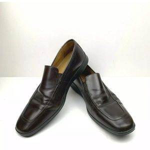 Cole Haan Men's Loafers Dress Shoes 10M Brown